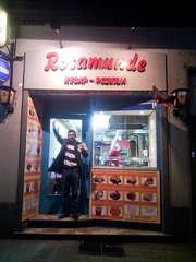 Cafe Kebap Pizzeria Rosamunde