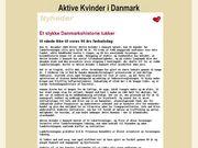 Aktive kvinder i Danmark