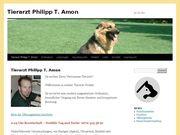 Tierarzt Philipp T. Amon