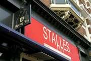 Stalles Café