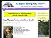 AA EEXPRESS TOWING