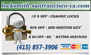 Affordable Locksmith Service in San Francisco