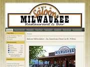 Saloon Milwaukee Restaurant & Bar - 12.03.13