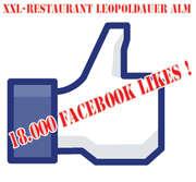 XXL Restaurant Leopoldauer Alm