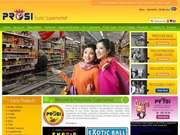 PROSI Exotic Supermarket Asiatische Afrikanische u Lateinam Lebensmittel und Kosmetik
